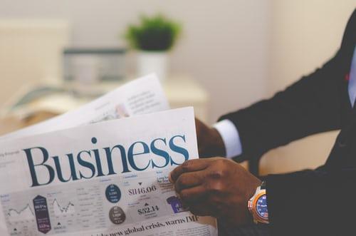 Fake Business News